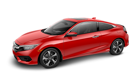 Image of Civic Coupe