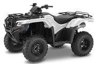 2016 TRX420 DCT IRS EPS