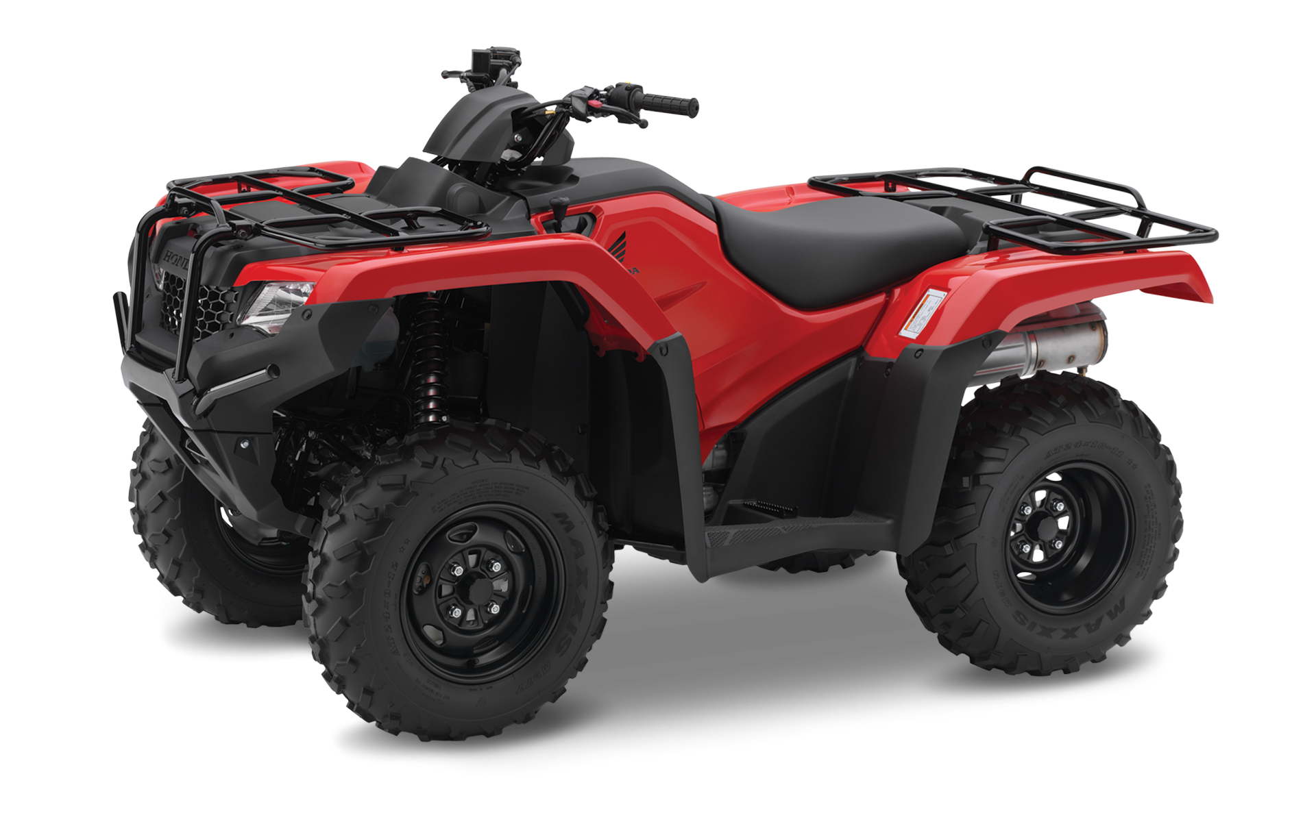 Red TRX420 EPS
