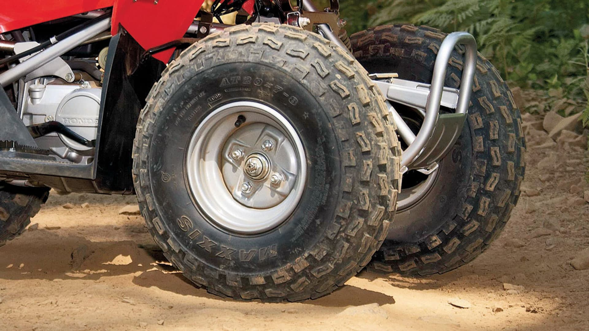 Long-lasting tires