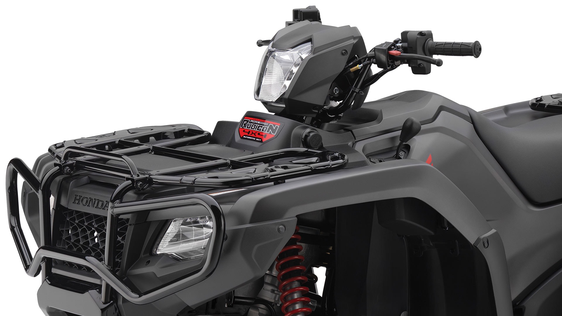 2018 honda 500 foreman. brilliant 2018 improved visibility in 2018 honda 500 foreman