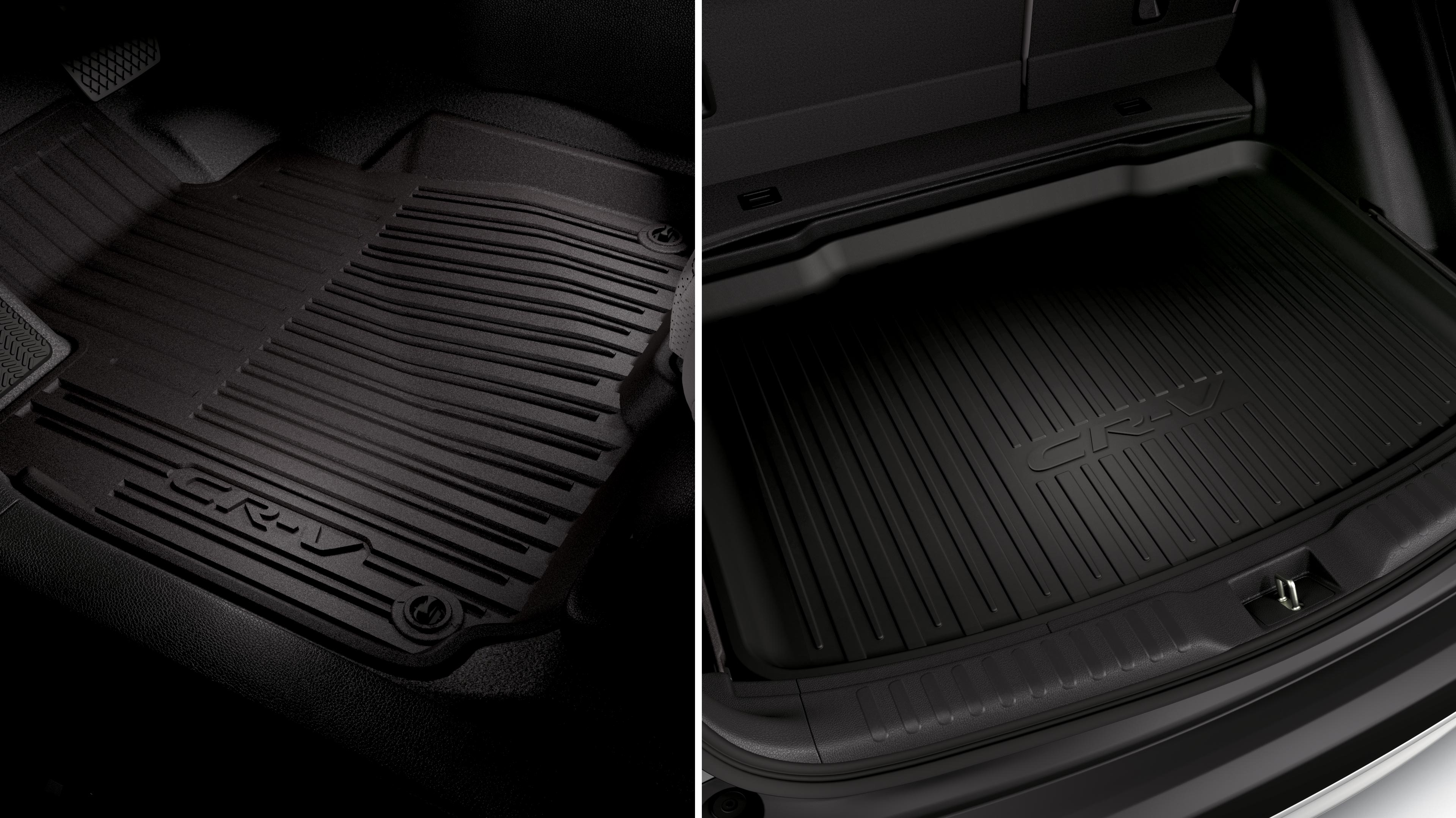 rubber protector liner floor tray specifics vw fitted tiguan boot max itm mat black item tailored