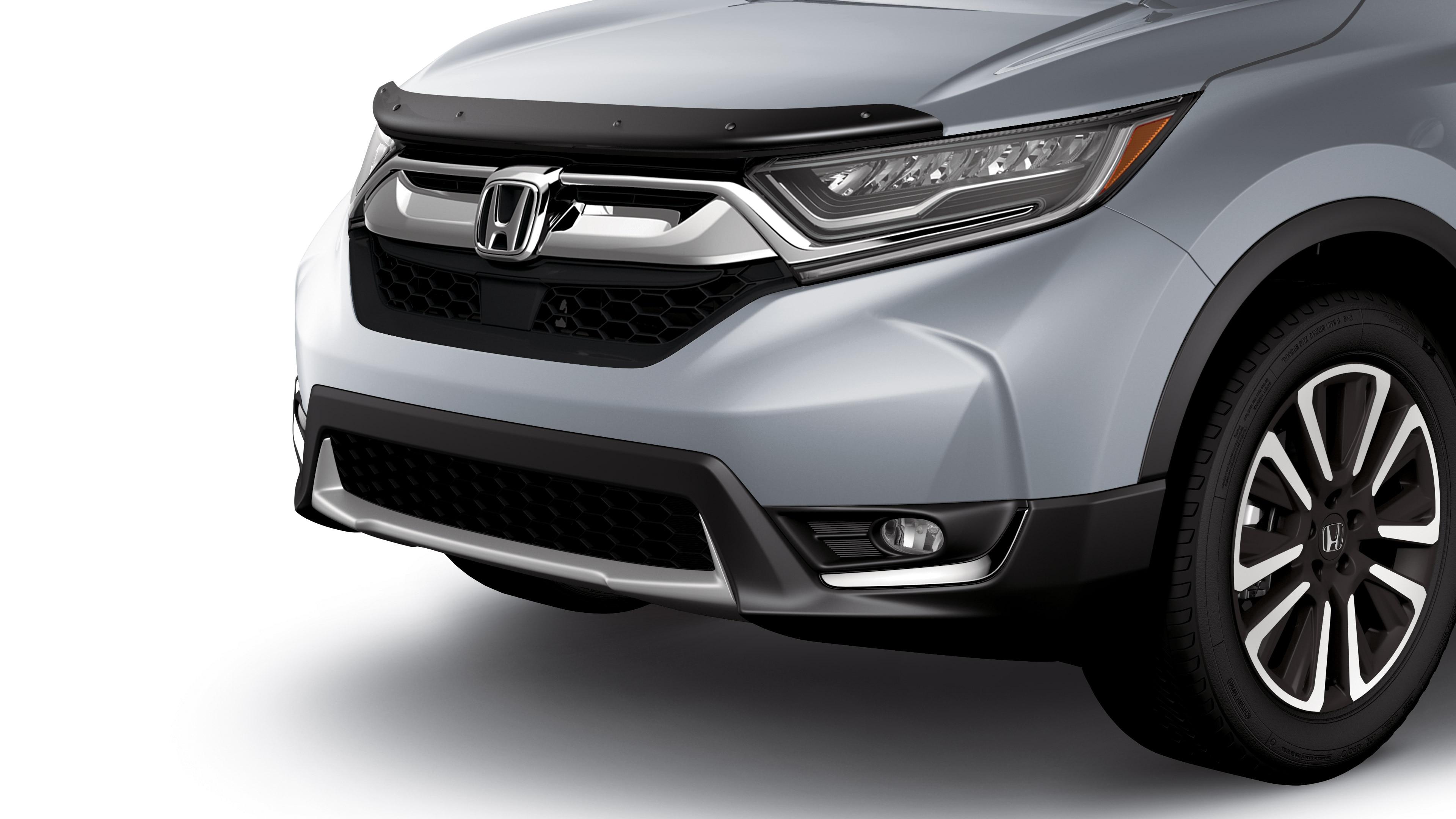 Accessories 2019 Cr V Honda Canada Pilot Trailer Wiring Module Hood Edge Deflector