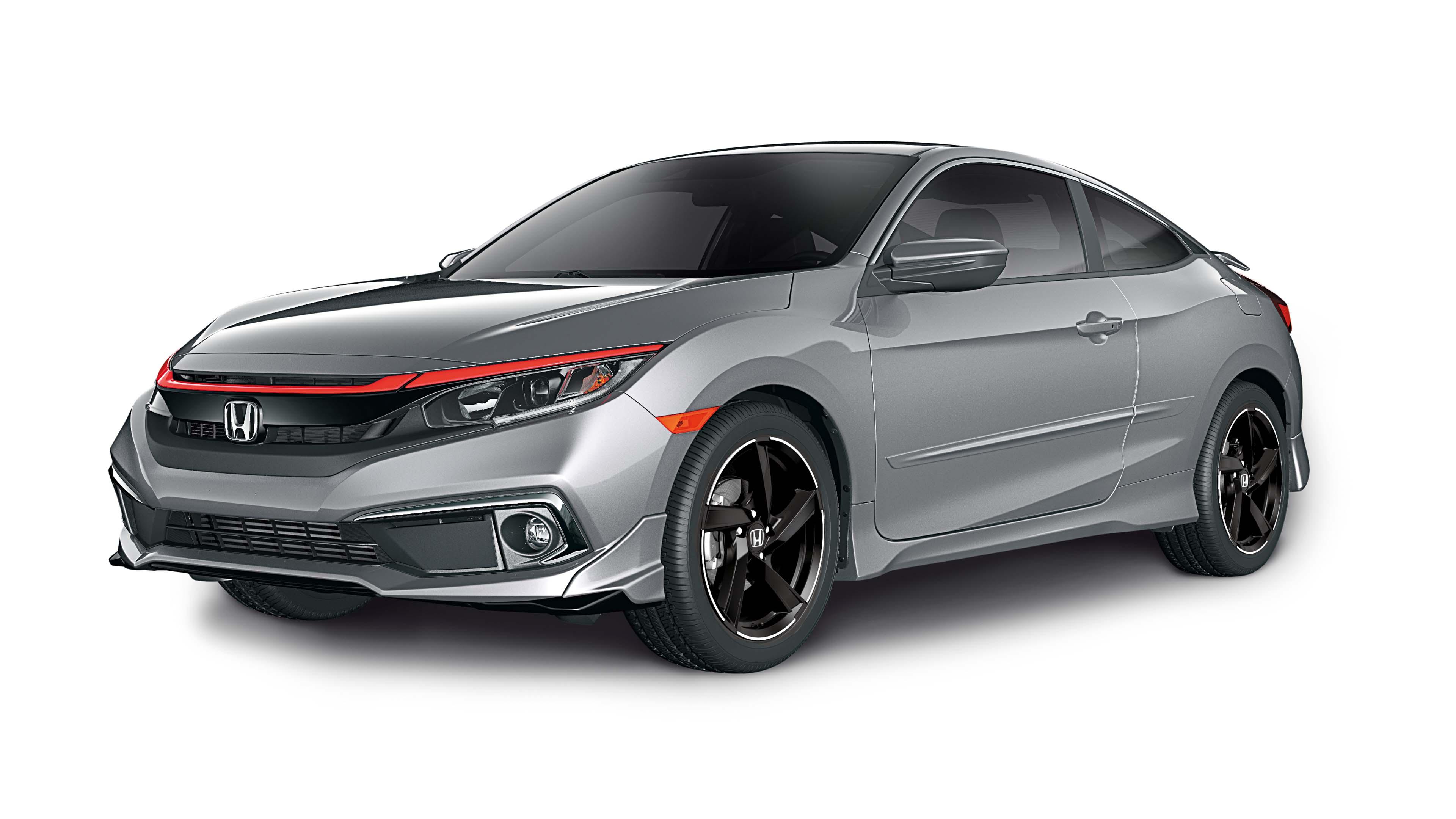 Accessories The 2020 Civic Coupe Honda Canada