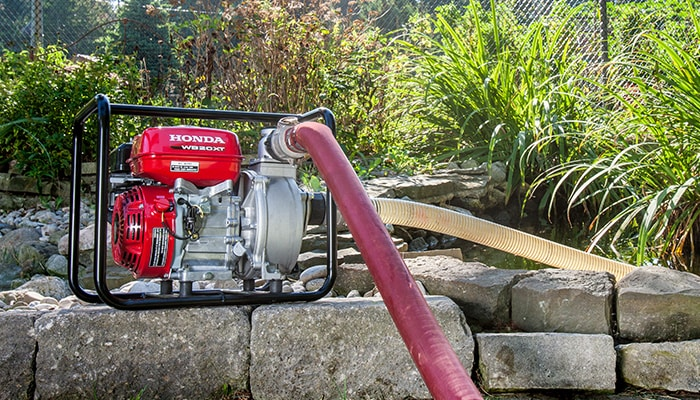 Transfer pumps are designed for pool maintenance or small to mid-sized drainage jobs.