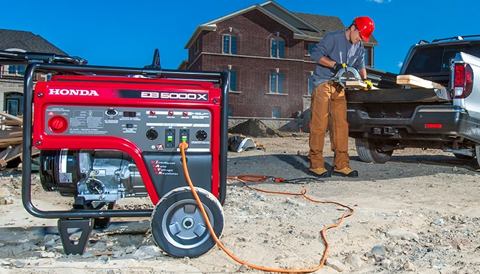 Work and industrial generators offer plenty of smooth portable power without sacrificing on durability or performance.