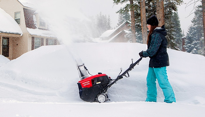 Nice ... Honda Snowblower, Trusted Since 1981. Discover Compact, Lightweight And  Easy To Handle Single Stage Models. Ideal For City Homes