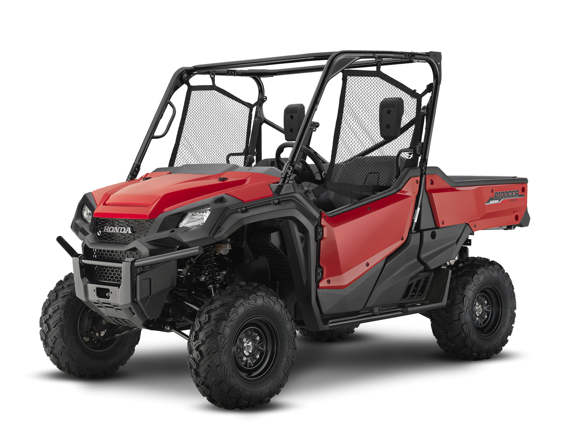 Patriot Red Standard Trail Package