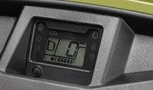 Le système à double phare dispose de phares de 37,5 watts avec configuration de distribution de lumière focalisée pour une meilleure visibilité dans l'obscurité. Les feux arrière et de freinage à DEL procurent une luminosité et une visibilité optimales.