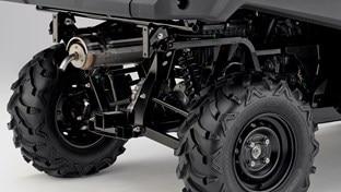 Châssis et suspension