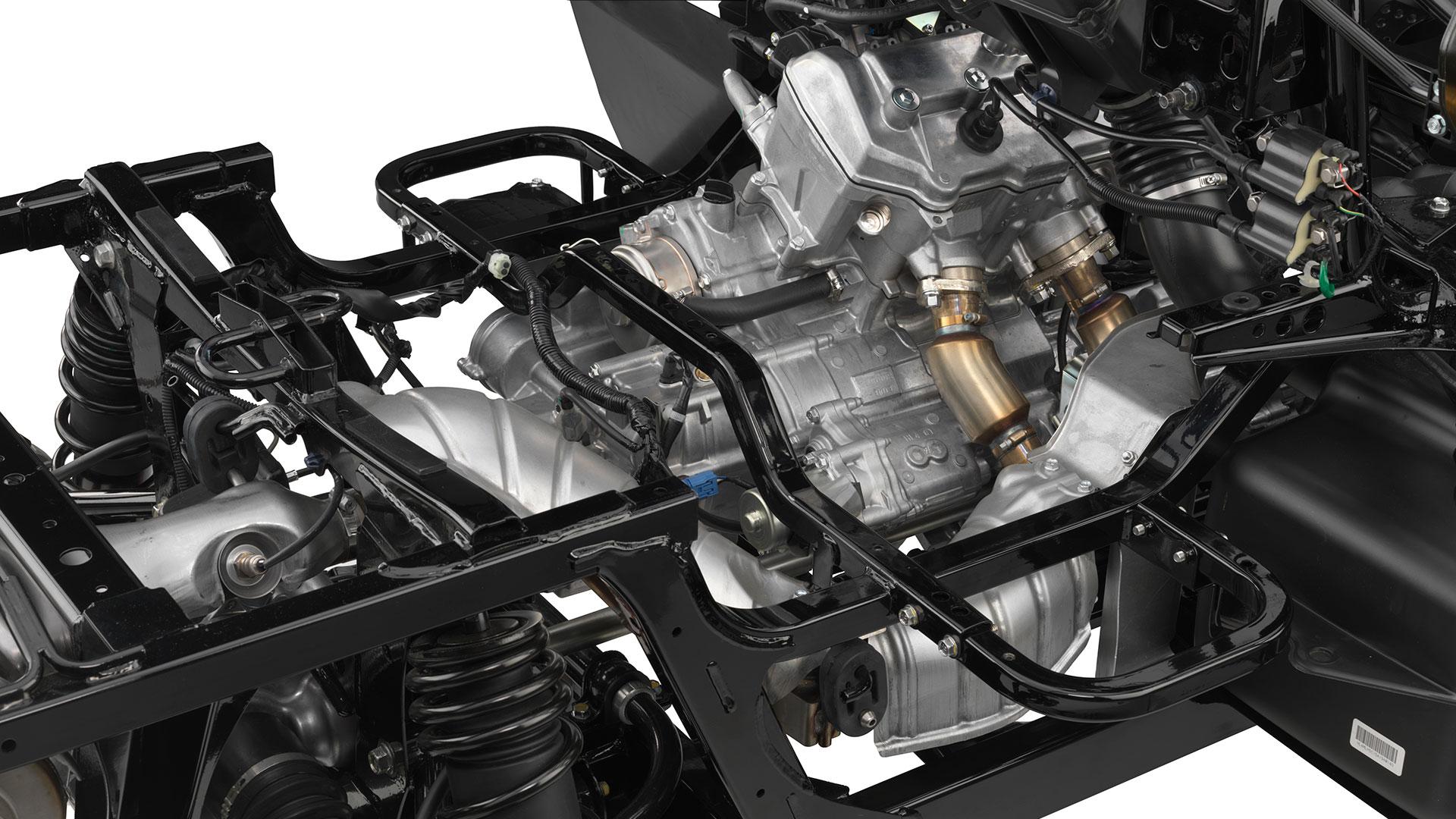Smart transmission