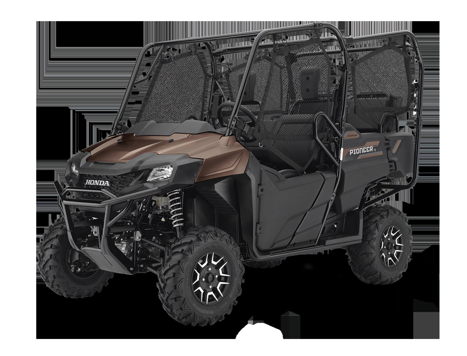 Pioneer 700-4 Mat Molasses Brown Metallic