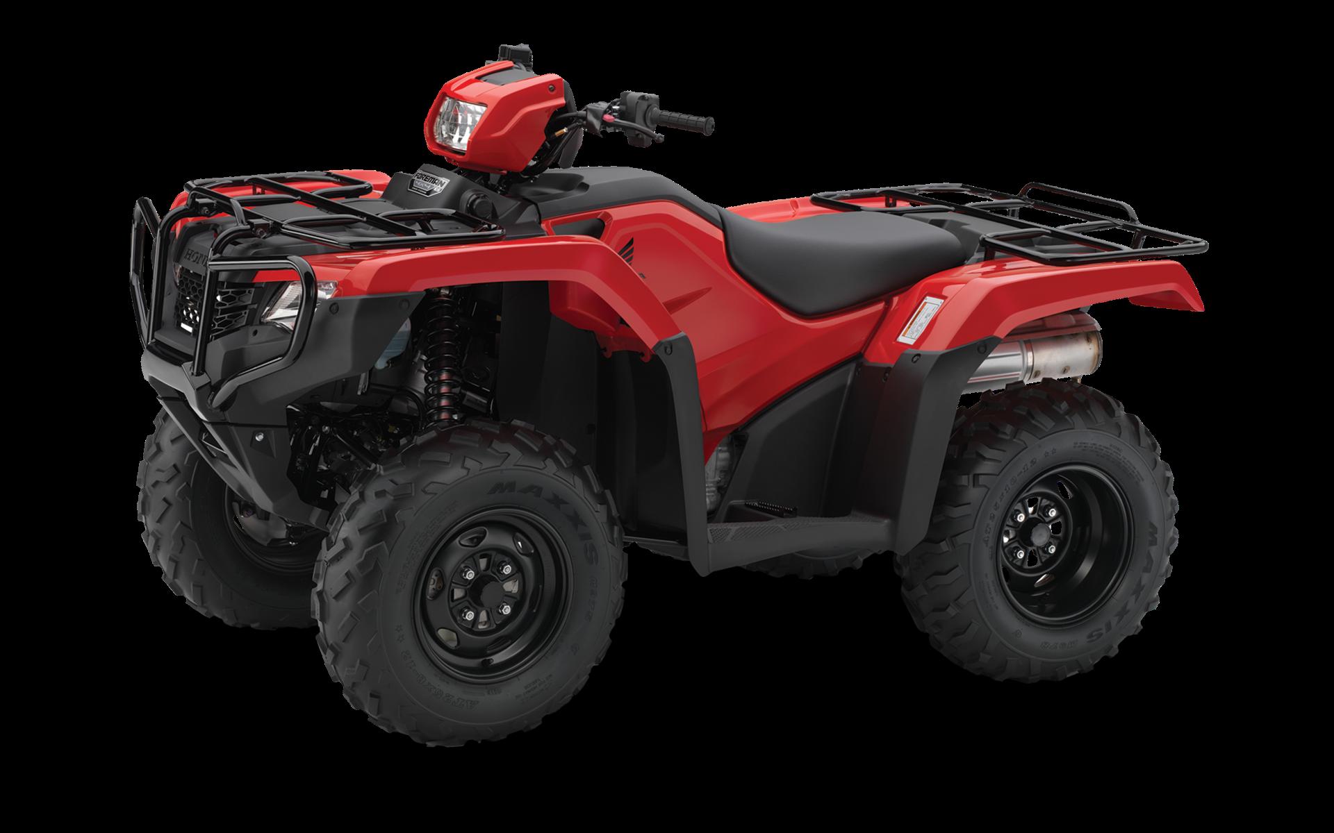 Red Foreman 500 ES EPS