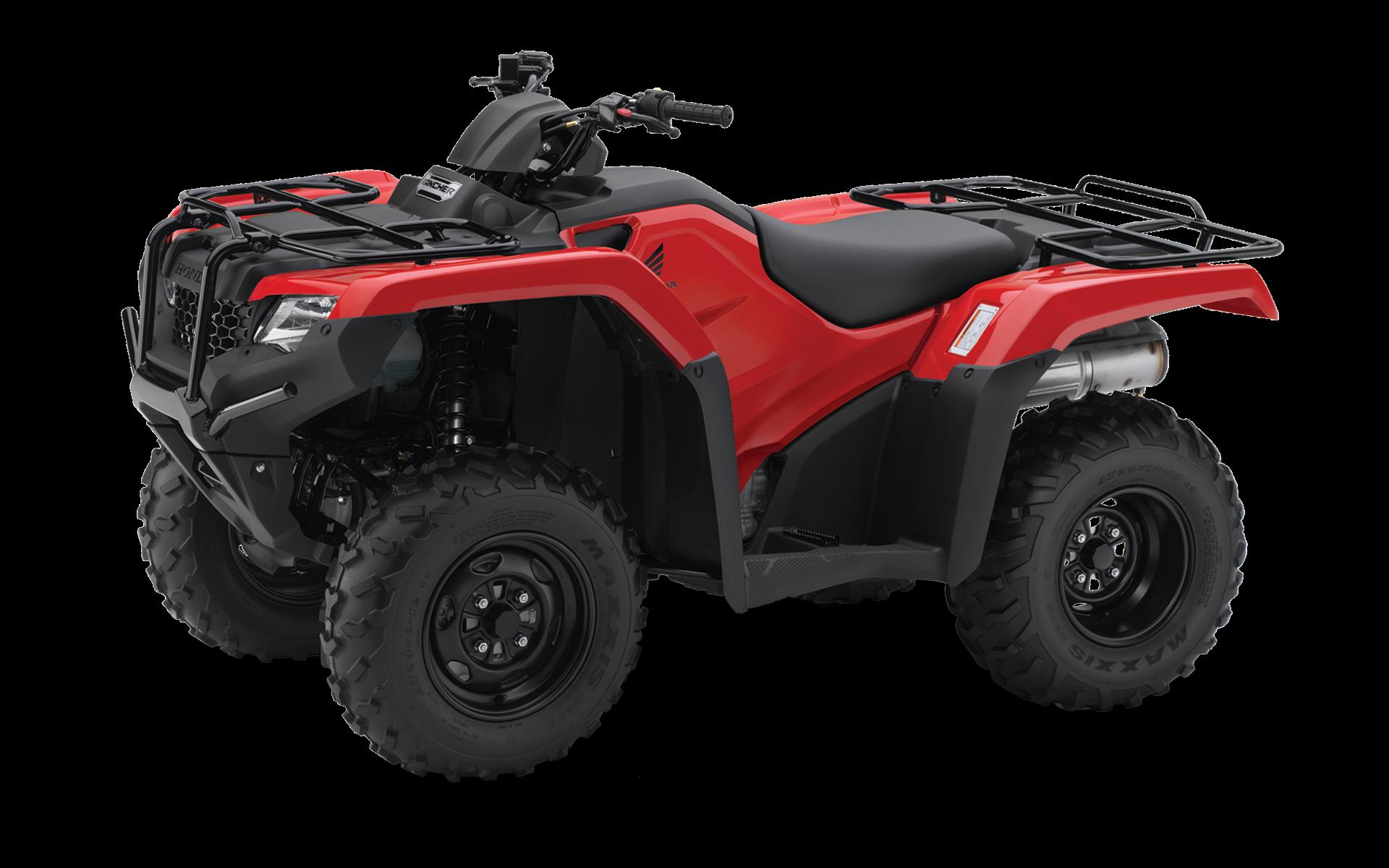 Red TRX420