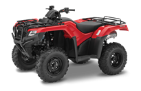Red TRX420 DCT IRS EPS