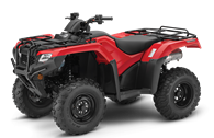 2019 TRX420 DCT IRS EPS