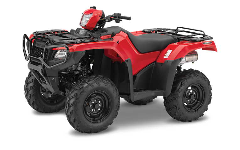 Red Rubicon 500 DCT IRS EPS