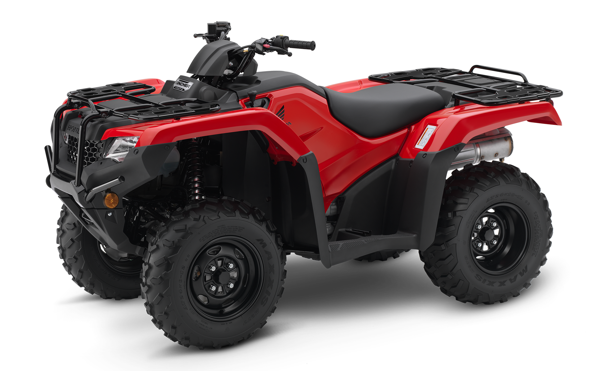 Rouge patriote TRX420