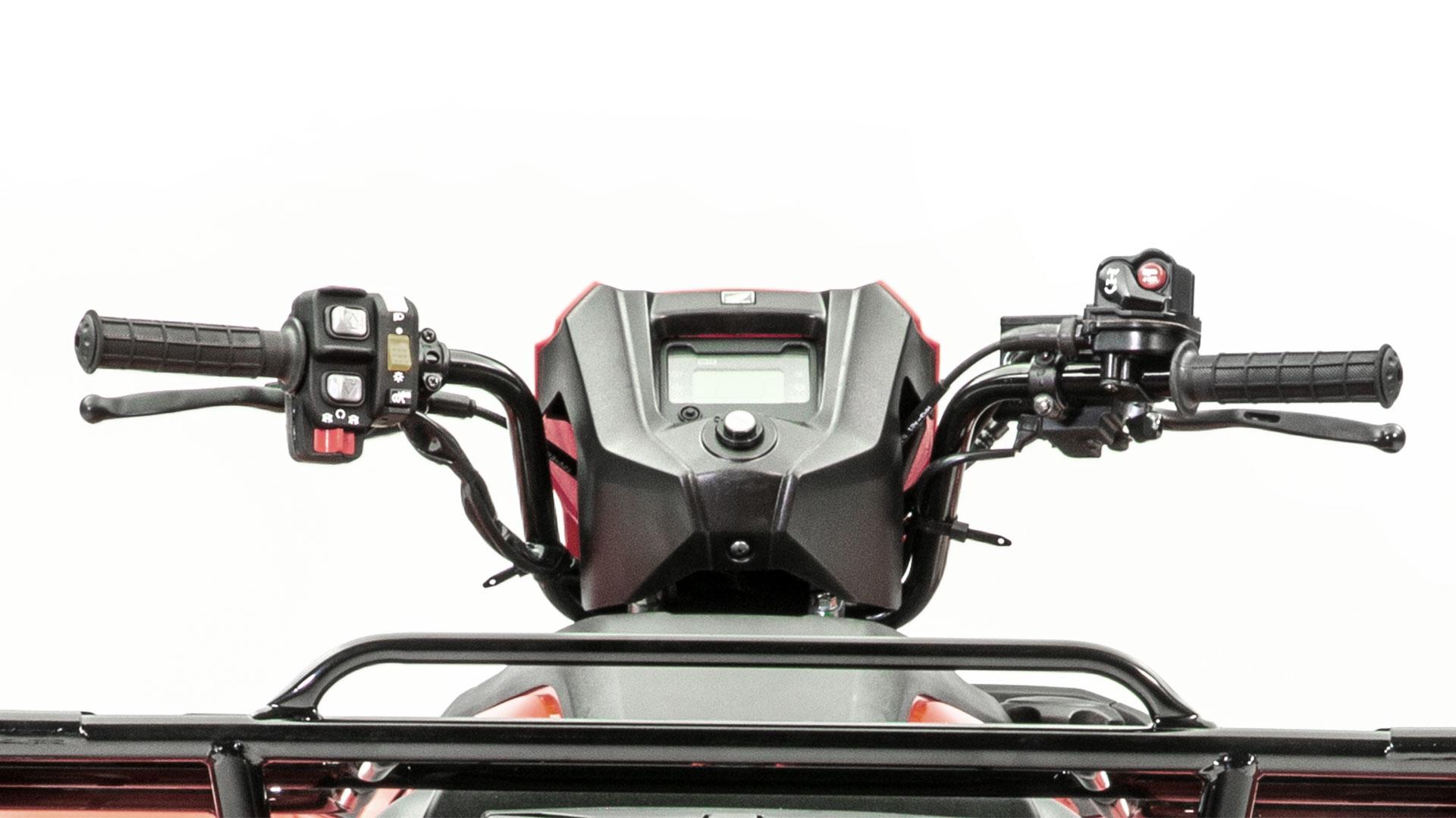 Levier de marche arrière électrique intégré