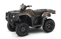 Mat Forged Bronze Metallic Rubicon 520 IRS EPS